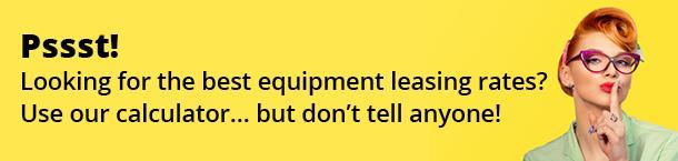 Best equipment leasing rates, must be Oak Leasing